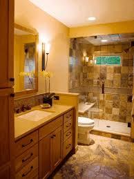 Purple And Cream Bathroom Bathroom With Laundry Room White Wooden Door Black Wooden Table