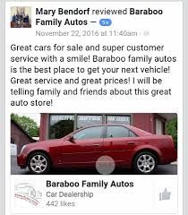 baraboo family autos home facebook