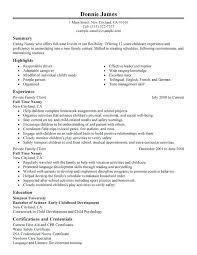Resume Template For Caregiver Position Resume Sles For Caregiver Sle Caregiver Resume Caregiver