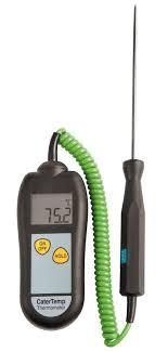 termometri a sonda per alimenti termometro digitale con sonda a filo alimenti multifunzione