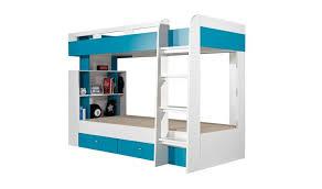chambre garçon lit superposé lit enfant superpose design avec tiroirs de rangements jolly
