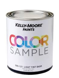 get a free color sample kelly moore paints