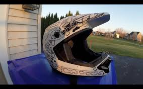 custom motocross helmet custom sharpie mx helmet youtube