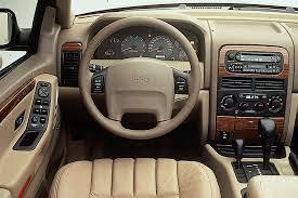 Jeep Interior Parts 1999 04 Jeep Grand Cherokee Consumer Guide Auto