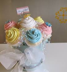 furniture beautiful baby shower flower centerpieces with chic