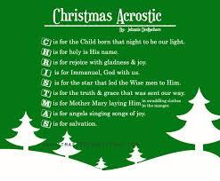 christian christmas poems fishwolfeboro