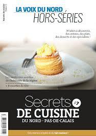 cuisine du nord secrets de cuisine du nord pas de calais tome 7