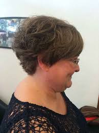 lady neck hair restyle eclips