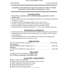 cover letter recent college graduate resume samples recent college