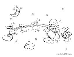 coloring pages printable for free santa and sleigh coloring pages printable sleigh coloring page