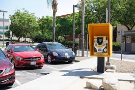 Csula Map Vistor Parking California State University Los Angeles