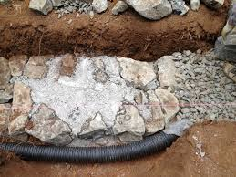 How To Build A Stone by Rock Foundation House Building A Stone Foundation Foundation