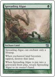 algar owner spreading algae eighth edition gatherer magic the gathering