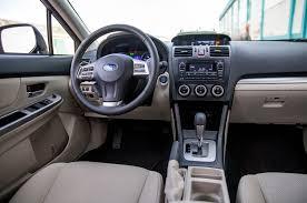 subaru xv 2016 interior 2014 subaru xv crosstrek hybrid first drive motor trend