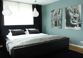 blue and black bedroom ideas blue and black bedroom color schemes centralazdining