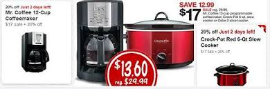 crock pot sales for black friday great black friday target deals both in stores with new cartwheel