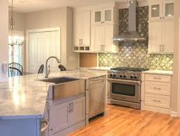 Need Crown Molding Advice For White Kitchen With Shaker Cabinets - Kitchen cabinets with crown molding