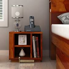Wooden Shelf Designs India by Bedside Tables Buy Bedside Table Online In India Upto 70 Off