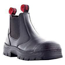 s steel cap boots nz howler kokoda elastic sided steel cap boots boc gas