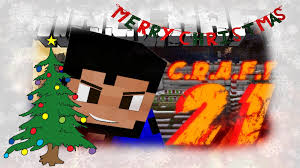 christmas tree and banners minecraft c r a f t 21 1 8 smp