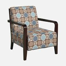 lovely blue accent chair with arms http caroline allen co uk