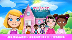doll house games for girls android apps on google play