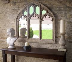 Ideas Design For Arched Window Mirror Window Mirror Mirror Decoration 39 Upcycling Decorations With