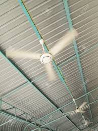 Roof Fan by Ceiling Fan On Metal Roof Stock Photo Picture And Royalty Free