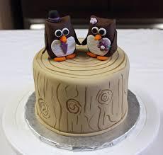 woodland wedding cupcake tower www 80cakes com