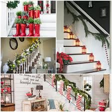 27 decorating christmas u2013 the staircase christmas decorating