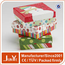 christmas gift card boxes guangzhou wholesale market small christmas fancy paper gift card