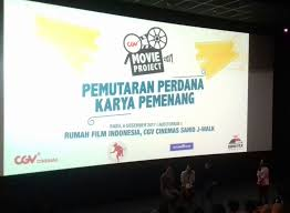 Cgv Jogja Tiga Cgv Project 2017 Diputar Perdana Dalam 12th Jaff