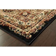 Brown And Black Rugs Shining Brown And Black Area Rugs Modest Ideas Noble House Jewel