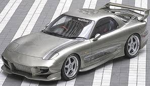 Veilside Rx7 Interior Veilside Silver Paint Code Rx7club Com Mazda Rx7 Forum