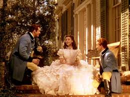 Gone With The Wind Curtain Dress The Gone With The Wind Trail In Georgia Movie Wind Movie And