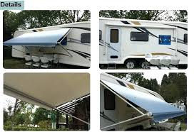 Awnings Accessories Camper Awning Sunshade Kampa Shade Sun Canopy Rv Awning Side