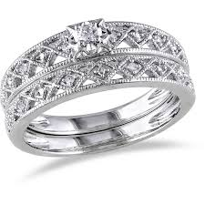 Platinum Diamond Wedding Rings by Wedding U0026 Engagement Rings Walmart Com