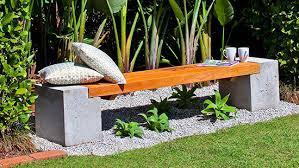 download diy concrete bench solidaria garden