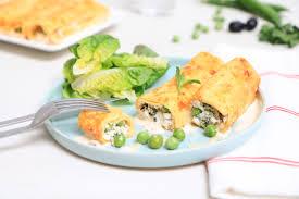 cuisiner des petits pois cannelloni au brocciu corse petits pois et menthe la recette de