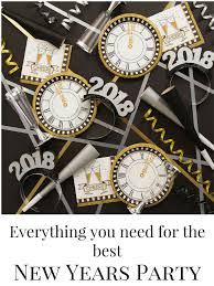 nye party kits a complete new years party supply kit so you don t to run