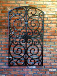 wrought iron ceiling medallion Google Search