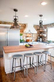 kitchen industrial kitchen table rustic kitchen ideas for small
