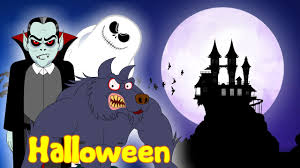 halloween night halloween song a vampire a werewolf or a