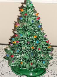 ceramic christmas tree with lights ceramic christmas tree with lights to paint
