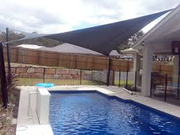 pool shade sail