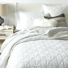 plain white queen quilt cover white queen duvet cover amazon white