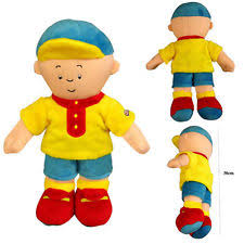Caillou Toys Ebay
