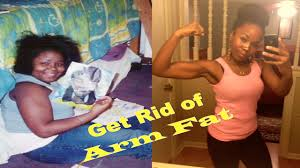 how to get rid of flabby arms and gain muscle youtube