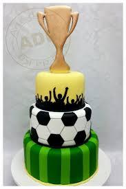 soccer cake 64 best soccer cakes images on soccer cakes football