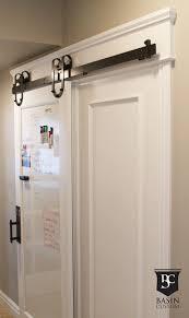 Interior Barn Door Track System by Custom Interior Barn Doors Gallery Glass Door Interior Doors